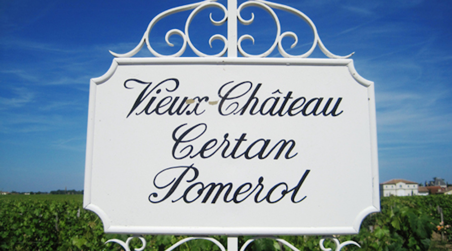 Vieux Chateau Certan - Wine Owners