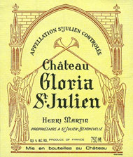 Chateau Gloria Saint Julien