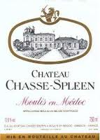 Chateau Chasse-Spleen Moulis-en-Medoc Cru Bourgeois
