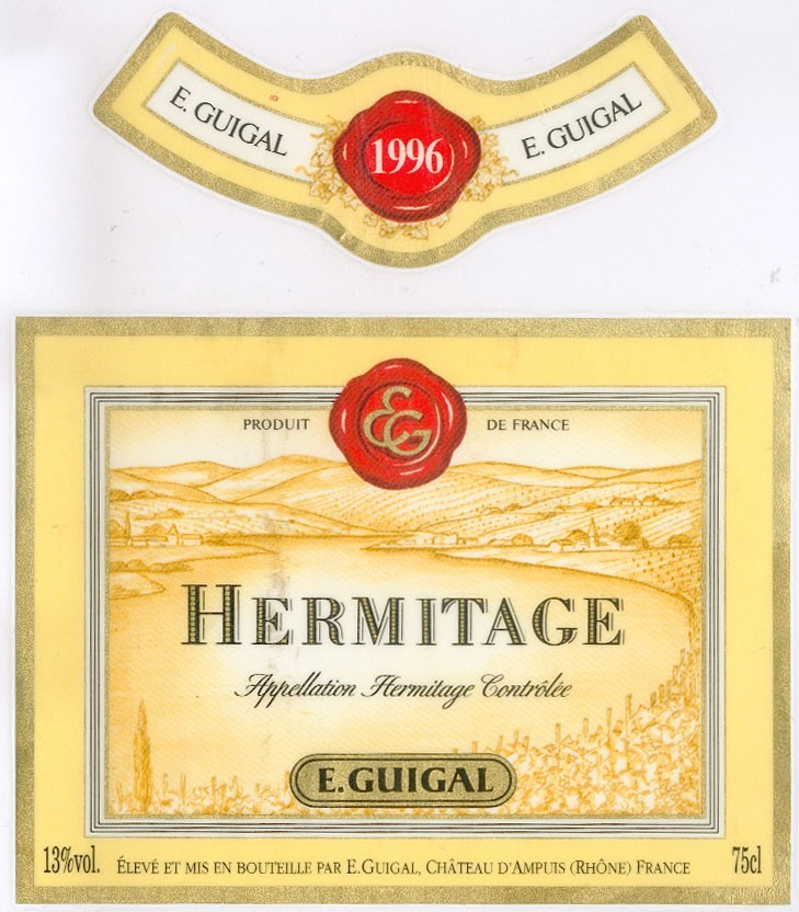 E. Guigal Hermitage