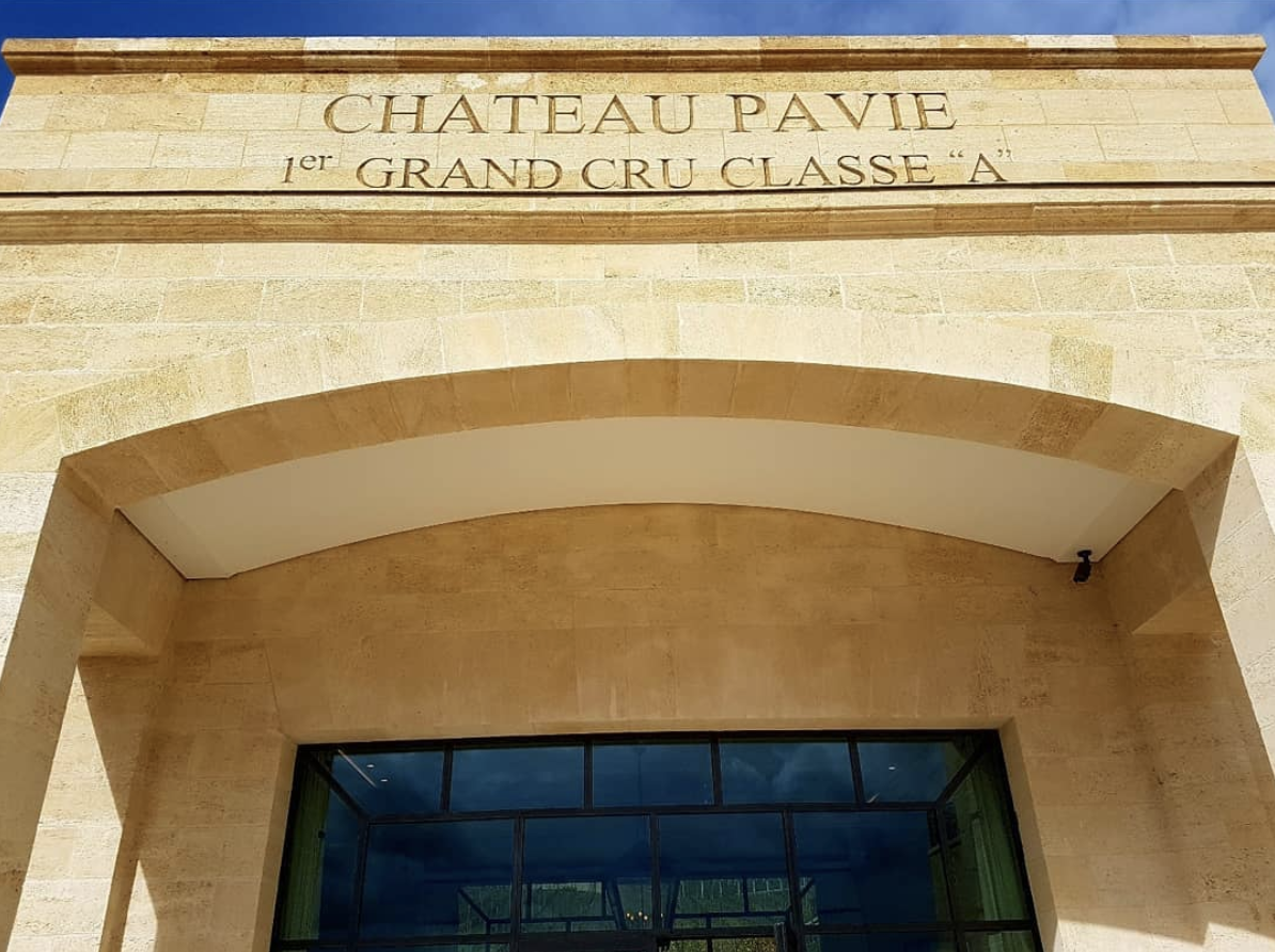 Chateau Pavie - Bordeaux en primeur, ©Jonathan Reeve / Wine Owners